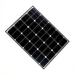 ALEKO 95W 95-Watt Monocrystalline Solar Panel