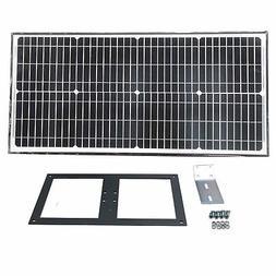 ALEKO® 30W 24V 30-Watt Monocrystalline Solar Panel