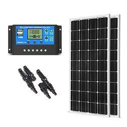 SUNGOLDPOWER 200 Watt 12V Monocrystalline Solar Panel Module