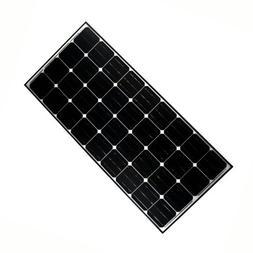 ALEKO 140W 140-Watt Monocrystalline Solar Panel
