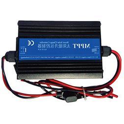 Baoblaze MPPT Boost Solar Battery Charger Controller Regulat