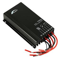 MPPT Charge Controller 15A, Y-SOLAR Solar Panel Charge Contr