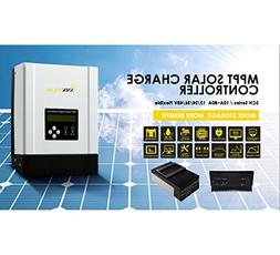 PowMr Mppt Charge Controller 60A, Solar Panel Charger Contro