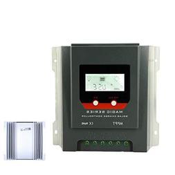 PowMr MPPT Charge Controller 30amp - Negative Ground 12V/24V