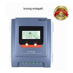 PowMr MPPT Charge Controller 30amp Negative Ground, Solar Pa