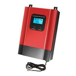 PowMr 60a mppt charge controller, Max 150VDC 3120W Input,12V