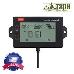 HQST MT-1 LCD Remote Meter for MPPT Battery Charge Controlle