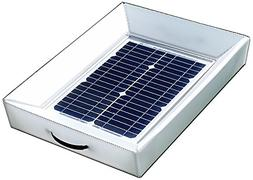 Natural Current NCSOLAR10WCASING Solar Body Casing, 10W