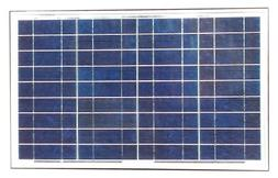Natural Current NCSP36 Savior Solar Panel, 36-Watt