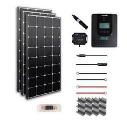 Renogy New 300 Watt 12 Volt Solar Premium Kit