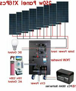 NEW 4KW Solar System Panels and Batteries In Colorado PRICE