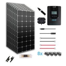 Renogy New 800 Watt 24 Volt Solar Premium Kit - Monocrystall