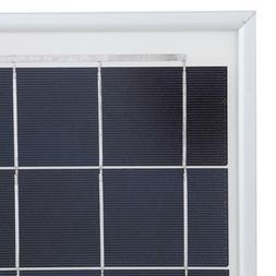 NEW OEM Polycrystalline Solar Panel 12-Volt Systems 50-Watt
