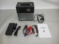 New Suaoki Solar Portable Power Supply, PS5B, 110V, 400Wh Ba