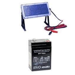NEW UPG UB645 6V 4.5Ah Battery for Wildgame Innovations & 6V