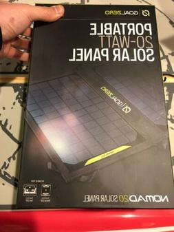 Goal Zero Nomad 20 Solar Panel Charger USED