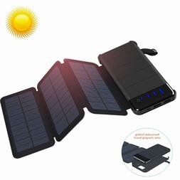 Outdoor Portable Power Bank Foldable Waterproof <font><b>4</