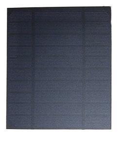 2.5W 5V 500mAh PET Laminated Solar Panel / Solar Cell for DI