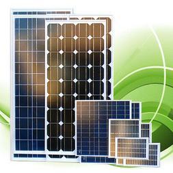 Pick One 12V Solar Panel 1.5W 6W 12W 100W 36 CELL FOR GRID T