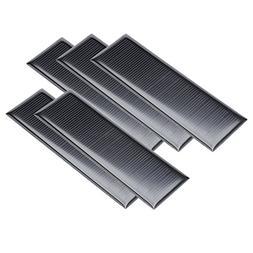 uxcell 5Pcs 6V 90mA Poly Mini Solar Cell Panel Module DIY fo