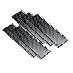 uxcell 5Pcs 7V 50mA Poly Mini Solar Cell Panel Module DIY fo