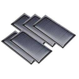 uxcell 5Pcs 5V 60mA Poly Mini Solar Cell Panel Module DIY fo