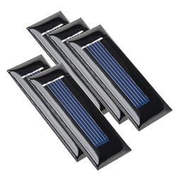 uxcell 5Pcs 0.5V 80mA Poly Mini Solar Cell Panel Module DIY