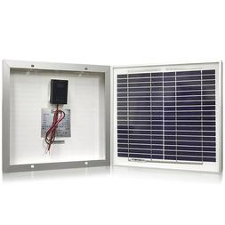 PowerEco Poly Solar Panel 10W 20W 30W 40W
