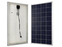 A-wonderful 12V 100W Poly Solar Panels for DIY installation