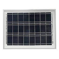 12V 4W Polycrystalline A-Class Solar Panel System For Home G