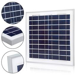ACOPOWER 15Watt 15W Polycrystalline Photovoltaic PV Solar Pa