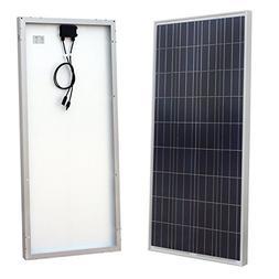 ECO-WORTHY 150 Watt Polycrystalline Photovoltaic PV Solar Pa