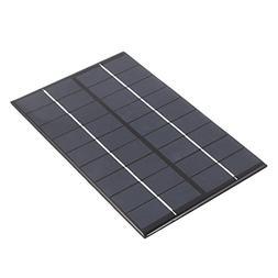 uxcell 200mm x 130mm 4.2 Watts 9 Volts Polycrystalline Solar