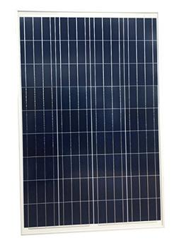 Nature Power 100-Watt Polycrystalline Solar Panel for 12-Vol