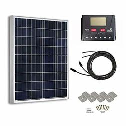 Polycrystalline Solar Panel For Off-Grid RV Boat With Kit 10