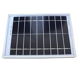 3 Watt 9 Volt Polysilicon Solar Panels for Small PV Power Sy