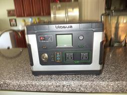 Suaoki Portable 500Wh Solar Power 600W Inverter Generator Su
