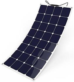 OldSoldier 100W 18V 12V Portable Bendable SunPower Cell Sola