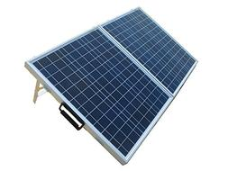 ECO-WORTHY 12 Volts 80 Watts Portable Folding Polycrystallin