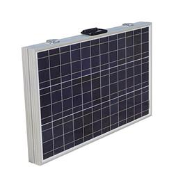portable folding solar panel battery