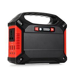 Vipow Portable Generator Power Inverter/Emergency Power Supp