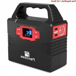 100-Watt Portable Generator Power Station, 40800mAh 151Wh CP