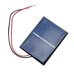 Buildent Portable Mini 6V 0.6W Solar Panel Power Poly Module