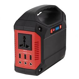 Portable Power Station 155Wh Power Generator With 12V DC and