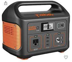 JACKERY PORTABLE POWER STATION EXPLORER 500W 518Wh OUTDOOR L