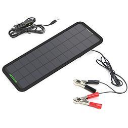 ALLPOWERS 18V 7.5W Portable Solar Car Boat Power Sunpower So