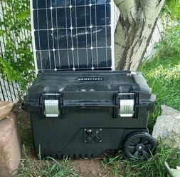 Portable Solar Generator 2500W 200ah Batteries +  150 Watt S