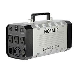 CHAFON Portable Generator 288WH UPS Battery Backup Pack Powe