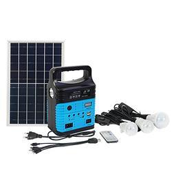 ECO-WORTHY 10W Portable Solar Generator kit Solar Generator