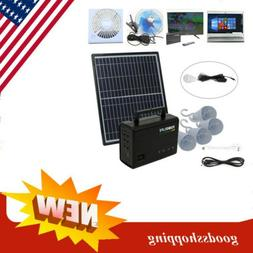 Portable Solar Generator Power Station Emergency Power Gener